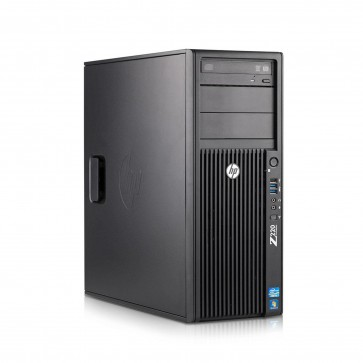 HP Z220 delovna postaja, 1x Intel Xeon E3-1225 v2, 3,1GHz, 4 GB RAM DDR3, 500 GB HDD