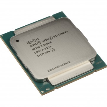 Intel Xeon E5-1650v3 Six Core CPU 6x 3.50 GHz, 15 MB SmartCache, Socket 2011-3 - SR20J