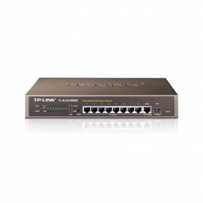 Tp-link stikalo TL-SL2210WEB 8+2G Gigabit Web Smart Switch