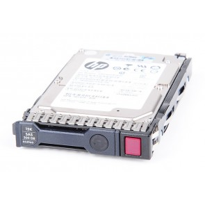 "HP 300 GB 6G 15K SAS 2.5"" Hot Swap  Hard Disk with Smart Carrier - 653960-001 / 652611R-B21"