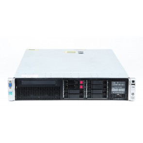 HP ProLiant DL380p Gen8 2x Xeon 8C E5-2690 2.90 GHz, 64 GB DDR3 RAM, 4x 300 GB SAS 10K