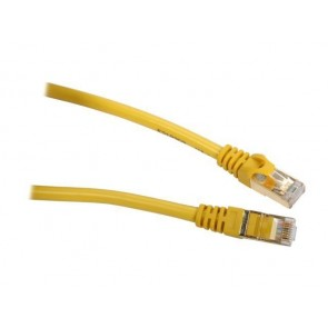 Cat.7  Network Cable - RJ45, Cat.6a  Connector - 5m - yellow