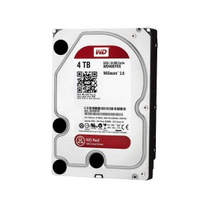 WD Red NAS 4 TB SATA 6GB/s trdi disk - WD40EFRX