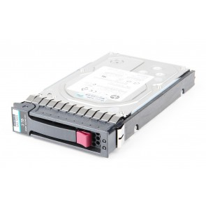 "HP 3000 GB / 3 TB 6G Dual Port MDL 7.2K SAS 3.5"" Hot Swap  Hard Disk - 625140-001"