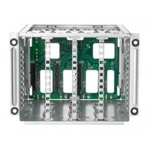 HPE 8x SFF HDD Drive Cage with SAS-Backplane - ProLiant DL380 / DL385 Gen10 - 826691-B21