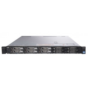 DELL PowerEdge R620 2x Xeon E5-2660, 32 GB DDR3 RAM, 2x 1 TB SAS 7.2k