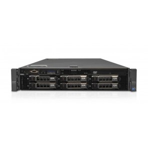 DELL PowerEdge R710 2x Xeon X5650 Six, 16 GB DDR3 RAM, 2x 1000 GB SAS 7.2K
