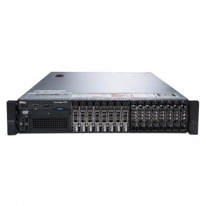 DELL PowerEdge R720 1x E5-2640 2.5 GHz, 32 GB RAM DDR3, 2x 600 GB SAS 10k, 2x napajalnik