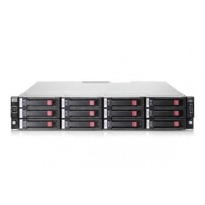 HP ProLiant DL180 G6 Storage 2x Xeon X5670 Six, 16 GB DDR3 RAM, 2x 1000 GB SAS 7.2K