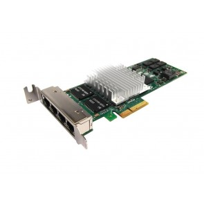 Intel PRO/1000 PT Quad Port Gigabit Server Adapter  PCI-E - EXPI9404PTG2L20 - low profile