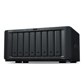 "Synology DiskStation DS1819+ Desktop High Performance NAS SATA Storage System with 8x 3.5"" LFF bays"