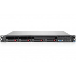 HP ProLiant DL360 G7 2x Xeon E5620 Quad Core, 32 GB DDR3 RAM, 4x 146 GB SAS 10K