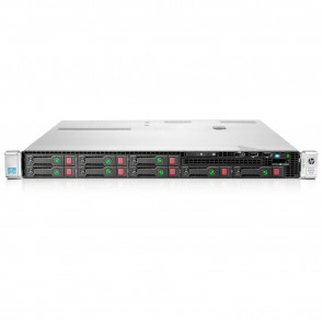HP ProLiant DL360p Gen8 2x Xeon E5-2637 Dual, 16 GB DDR3 RAM, 2x 300 GB SAS 10K