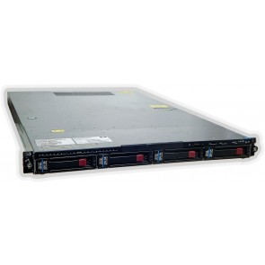 HP D2D2502i Backup System 1 x E5620, 12GB DDR3 RAM, 4 x 500GB HDD + Rack vodila