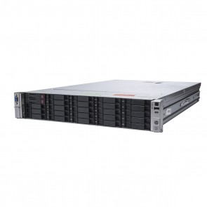 HP ProLiant DL380e Gen8 Storage 2x Xeon E5-2450L, 16 GB DDR3 RAM, 2x 300 GB SAS 10K
