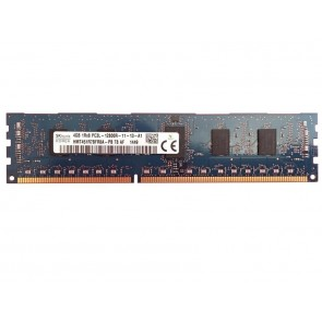 SK hynix 4GB 1Rx8 PC3L-12800R DDR3 Registered Server-RAM Modul REG ECC - HMT451R7BFR8A-PB