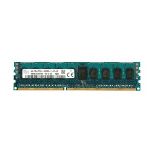 hynix 4GB 1Rx4 PC3L-10600R DDR3 Registered Server-RAM Modul REG ECC - HMT351R7EFR4A-H9