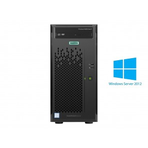 HP ProLiant ML10 Gen9, Intel Xeon E3-1225 v5 3.30 GHz, 16 GB RAM DDR4, 2x 1 TB SATA Seagate, Windows Server Foundation R2 2012
