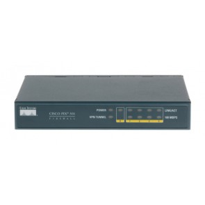 CISCO PIX 501 Security Appliance / Firewall / VPN - 47-10539-01