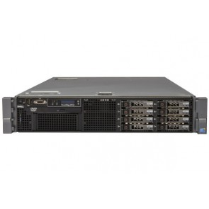 DELL PowerEdge R710 V2 2x Xeon E5640 2.66 / 2.93 GHz, 16 GB DDR3 RAM, 2x 1 TB SAS 7.2k, 2x napajalnik
