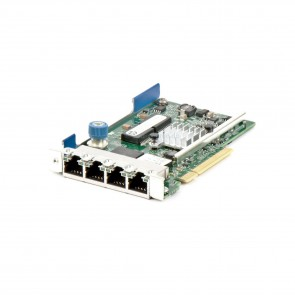 HP 331FLR Quad Port Gigabit RJ45 Ethernet Server Network Card FlexibleLOM Adapter - 634025-001