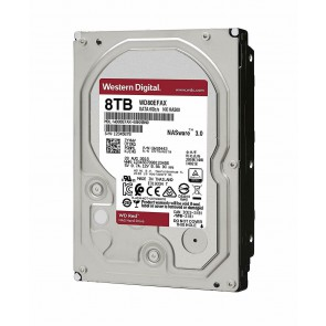 WD Red NAS 8 TB SATA 6GB/s trdi disk - WD80EFAX