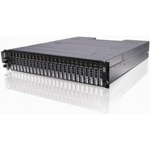 "Dell PowerVault MD1220 DAS Storage, 24x 600 GB SAS 10k 2.5"", 2x 6G kontroler, 2x napajalnik"