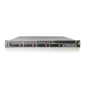 HP ProLiant DL360 G5, 2x Xeon E5335, 8 GB DDR3 RAM, P400/512 MB, 1x PSU