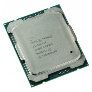 Intel Xeon E5-2640v4 10-Core CPU 10x 2.40 GHz, 25 MB SmartCache, Socket 2011-3 - SR2NZ