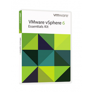 VMware Essentials Kit - 6 CPU for 3 servers with up to 2 processors each) + 1 licenca za vCenter Server Essentials
