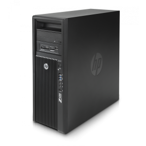 HP Z420, Intel Xeon E5-1603, 8GB RAM, 256GB SSD, Windows 7PRO